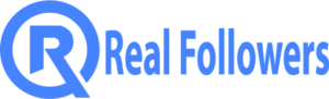 buy real followers logo